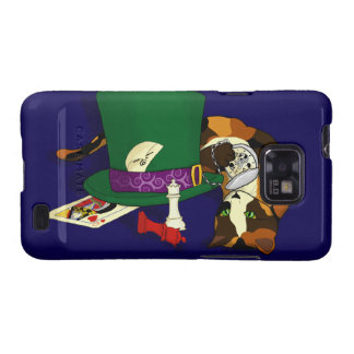 This Side of the Looking Glass Samsung Galaxy Case Samsung Galaxy S2 Covers