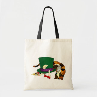 This Side of the Looking Glass Tote Bag