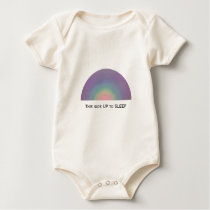 THIS SIDE UP TO PLAY - onsie Baby Bodysuit