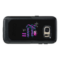 This Slime Queen Is 11, Slime Queen 11th Birthday OtterBox Samsung Galaxy S7 Case