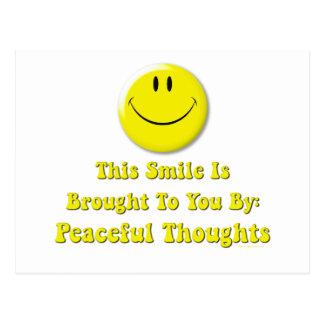 This Smile Postcard