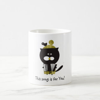 This song is for You Mug by Krize Taza Clásica