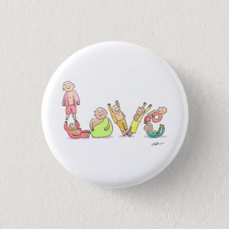 This Spells LOVE Button