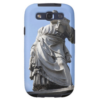 This statue of Saint Peter is on the left side Galaxy SIII Case