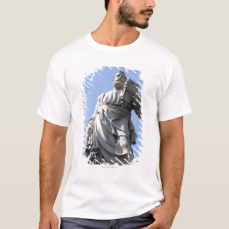 This statue of Saint Peter is on the left side T-Shirt
