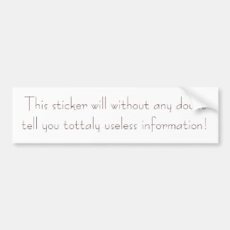 this sticker will tell you ....