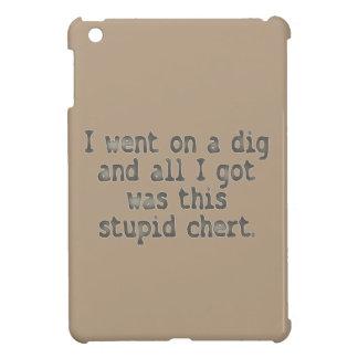 This Stupid Chert iPad Mini Cover