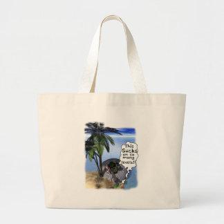 This Sucks on so many levels Bag Jumbo Tote Bag