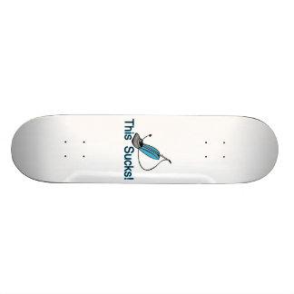 This Sucks Vaccuum Cleaner Skateboard