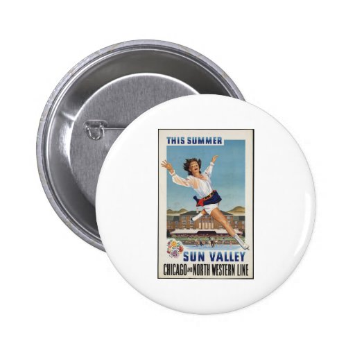 This Summer Sun Valley Buttons