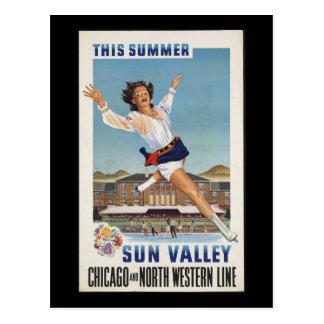 This Summer Sun Valley Postcard