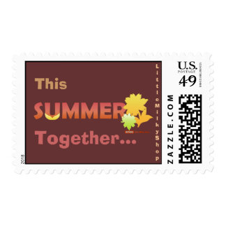 This Summer Together Stamp
