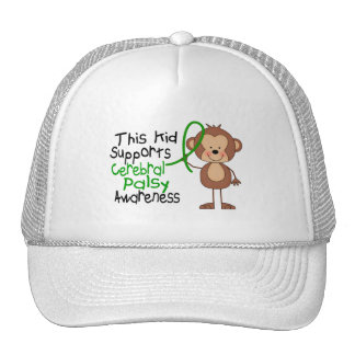 This Supports Cerebral Palsy Awareness Trucker Hat
