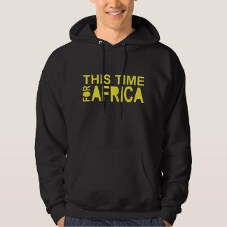 This Time For Africa waka-waka Hodie Hoodie