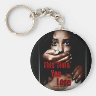 This Time You Lose Keychain
