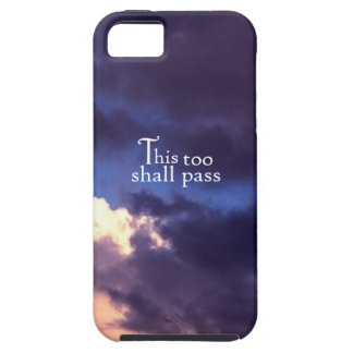This too shall pass iPhone 5 cases