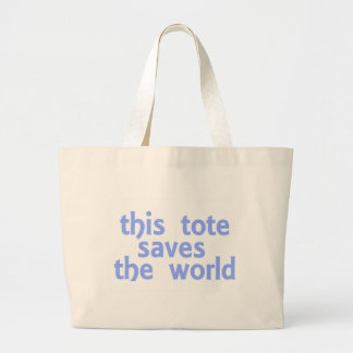 This Tote - Cornflower