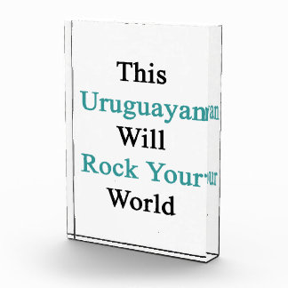 This Uruguayan Will Rock Your World Awards