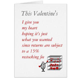 This Valentine's Card