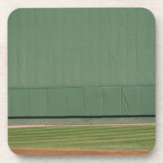 This wall is known as 'the Green Monster.'Foul Drink Coaster