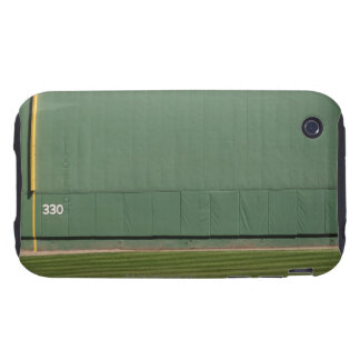This wall is known as 'the Green Monster.'Foul iPhone 3 Tough Cover