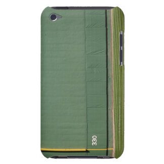 This wall is known as 'the Green Monster.'Foul iPod Touch Case-Mate Case