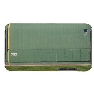 This wall is known as 'the Green Monster.'Foul iPod Touch Cover