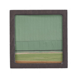 This wall is known as 'the Green Monster.'Foul Keepsake Box
