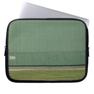 This wall is known as 'the Green Monster.'Foul Laptop Computer Sleeves