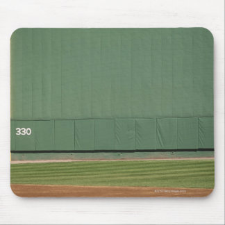 This wall is known as 'the Green Monster.'Foul Mouse Pad