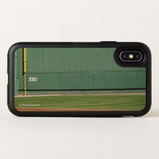 This wall is known as 'the Green Monster.'Foul OtterBox Symmetry iPhone X Case