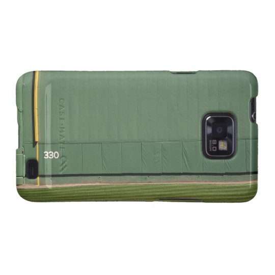 This wall is known as 'the Green Monster.'Foul Samsung Galaxy SII Cover