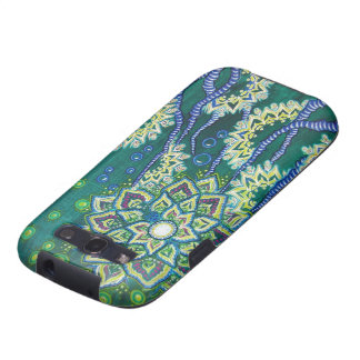 """This Was All Ocean, Once"" (Floral Aquatic Scene) Samsung Galaxy S3 Cover"