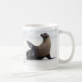 This Way... Classic White Coffee Mug