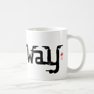 This way mug