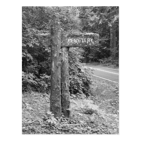 This way... postcard