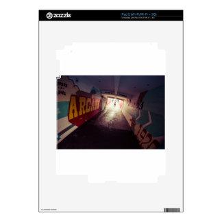 This Way to Boardwalk iPad 2 Decal