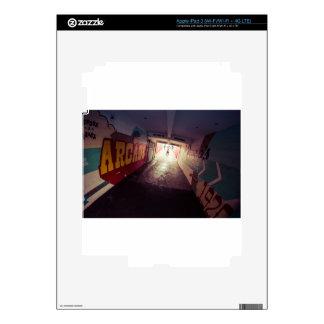 This Way to Boardwalk iPad 3 Decals