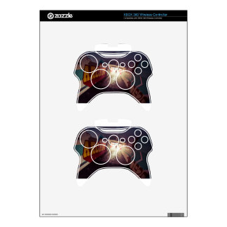 This Way to Boardwalk Xbox 360 Controller Decal