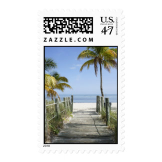 This way to paradise stamp