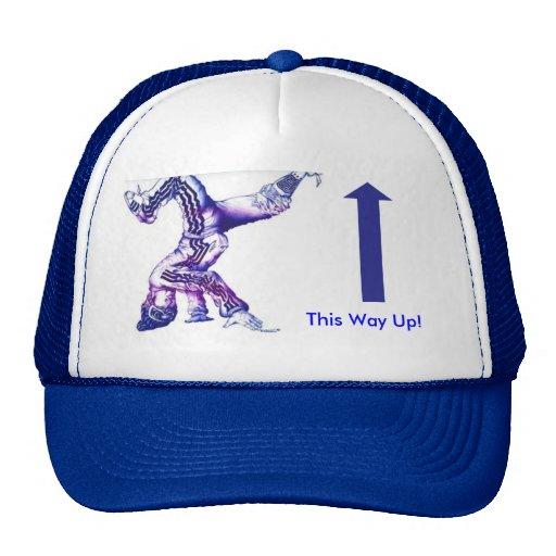This Way Up B-Boy Mesh Hats