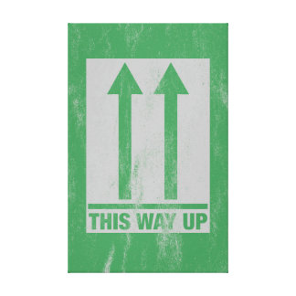 This way up sign