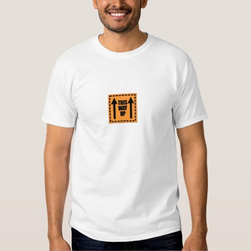 'This Way Up' T-shirt