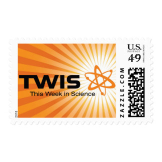 This Week in Science Postage Stamps