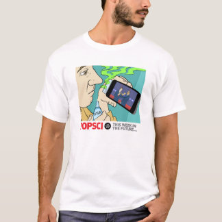 This Week In The Future: Vote By Smelling The Cand T-Shirt