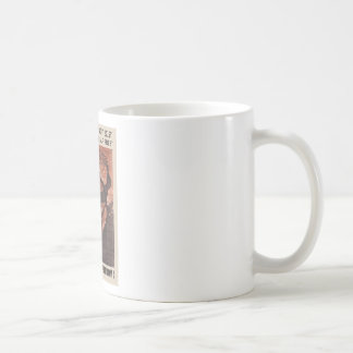 This World Cannot Exist Half Slave and Half Free Classic White Coffee Mug