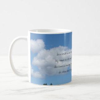 This world... coffee mug
