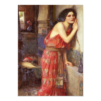 Thisbe by John William Waterhouse Magnetic Card