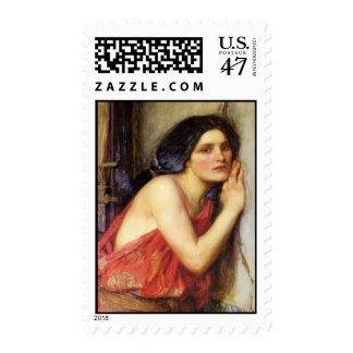 Thisbe (detail) postage