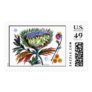 Thistle42 Stamp